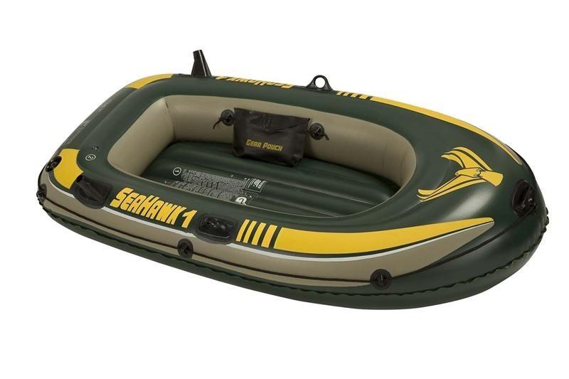 купить надувную одноместную лодку из пвх в интернет магазине