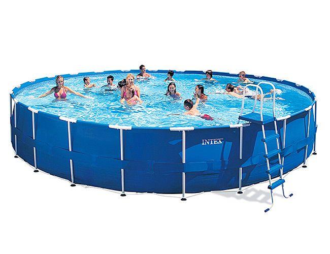 Каркас для бассейна фото