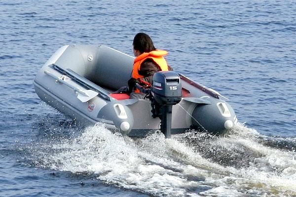 баджер лодки видео