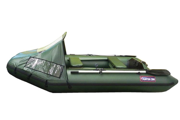 лодка хантер 290 л в москве