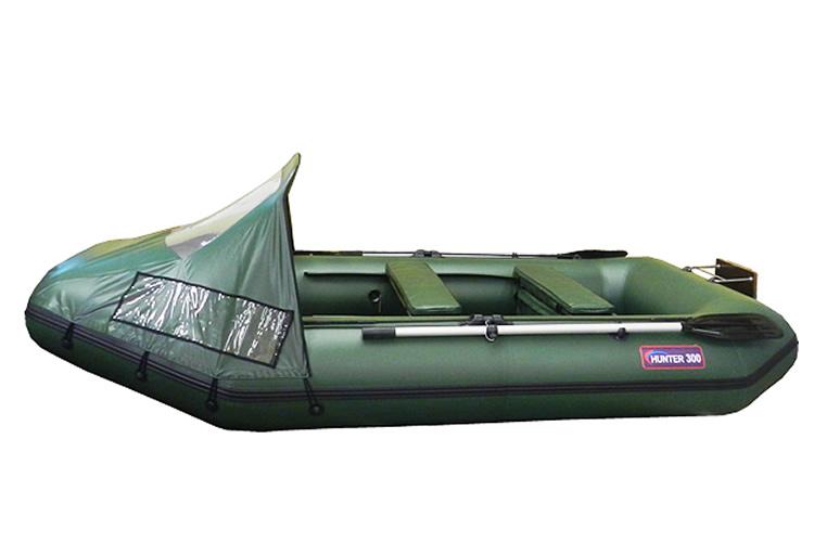 купить лодку хантер 300 в екатеринбурге