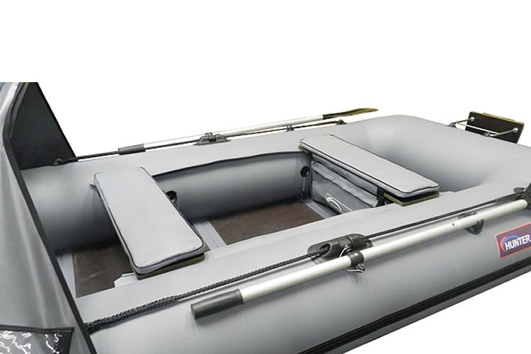 купить лодку хантер 300 лт дешево