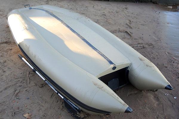 киль у лодки пвх что это такое