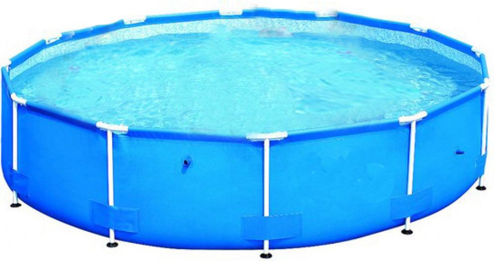 Как рассчитать круглый бассейн